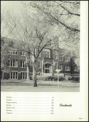 Page 7, 1957 Edition, Central High School - Booster Yearbook (La Crosse, WI) online yearbook collection