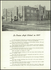 Page 8, 1957 Edition, Central High School - Booster Yearbook (La Crosse, WI) online yearbook collection