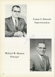 Page 12, 1962 Edition, Central High School - Booster Yearbook (La Crosse, WI) online yearbook collection
