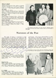 Page 15, 1962 Edition, Central High School - Booster Yearbook (La Crosse, WI) online yearbook collection