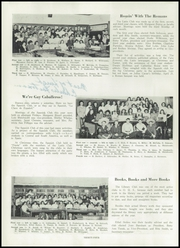 Page 36, 1949 Edition, Oconomowoc High School - Reflections Yearbook (Oconomowoc, WI) online yearbook collection