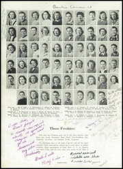 Page 44, 1949 Edition, Oconomowoc High School - Reflections Yearbook (Oconomowoc, WI) online yearbook collection