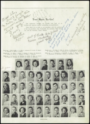 Page 47, 1949 Edition, Oconomowoc High School - Reflections Yearbook (Oconomowoc, WI) online yearbook collection