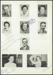 Page 11, 1952 Edition, Oconomowoc High School - Reflections Yearbook (Oconomowoc, WI) online yearbook collection