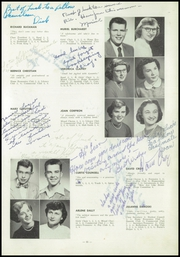 Page 15, 1952 Edition, Oconomowoc High School - Reflections Yearbook (Oconomowoc, WI) online yearbook collection