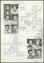 Page 16, 1952 Edition, Oconomowoc High School - Reflections Yearbook (Oconomowoc, WI) online yearbook collection