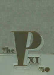 Page 1, 1950 Edition, Pius XI High School - Journal Yearbook (Milwaukee, WI) online yearbook collection