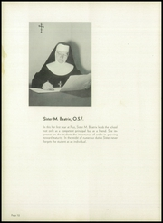 Page 16, 1951 Edition, Pius XI High School - Journal Yearbook (Milwaukee, WI) online yearbook collection