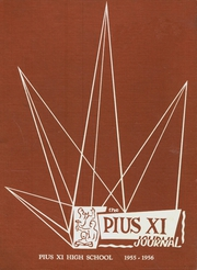 Page 1, 1956 Edition, Pius XI High School - Journal Yearbook (Milwaukee, WI) online yearbook collection