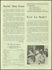 Page 13, 1956 Edition, Pius XI High School - Journal Yearbook (Milwaukee, WI) online yearbook collection