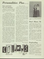 Page 11, 1959 Edition, Pius XI High School - Journal Yearbook (Milwaukee, WI) online yearbook collection