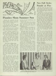 Page 7, 1959 Edition, Pius XI High School - Journal Yearbook (Milwaukee, WI) online yearbook collection