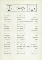 Page 17, 1913 Edition, James Madison Memorial High School - Olympian Yearbook (Madison, WI) online yearbook collection