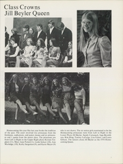 Page 11, 1974 Edition, James Madison Memorial High School - Olympian Yearbook (Madison, WI) online yearbook collection