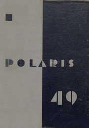 Page 1, 1949 Edition, North High School - Polaris Yearbook (Sheboygan, WI) online yearbook collection
