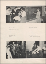 Page 16, 1949 Edition, North High School - Polaris Yearbook (Sheboygan, WI) online yearbook collection