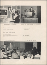 Page 17, 1949 Edition, North High School - Polaris Yearbook (Sheboygan, WI) online yearbook collection