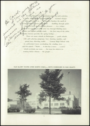 Page 11, 1950 Edition, North High School - Polaris Yearbook (Sheboygan, WI) online yearbook collection