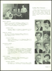 Page 21, 1955 Edition, North High School - Polaris Yearbook (Sheboygan, WI) online yearbook collection