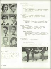 Page 22, 1955 Edition, North High School - Polaris Yearbook (Sheboygan, WI) online yearbook collection