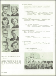 Page 28, 1955 Edition, North High School - Polaris Yearbook (Sheboygan, WI) online yearbook collection