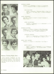 Page 32, 1955 Edition, North High School - Polaris Yearbook (Sheboygan, WI) online yearbook collection