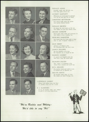 Page 10, 1952 Edition, South Milwaukee High School - Bay Mist Yearbook (South Milwaukee, WI) online yearbook collection