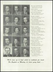 Page 12, 1952 Edition, South Milwaukee High School - Bay Mist Yearbook (South Milwaukee, WI) online yearbook collection