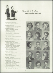 Page 14, 1952 Edition, South Milwaukee High School - Bay Mist Yearbook (South Milwaukee, WI) online yearbook collection