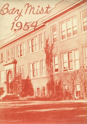 Page 1, 1954 Edition, South Milwaukee High School - Bay Mist Yearbook (South Milwaukee, WI) online yearbook collection