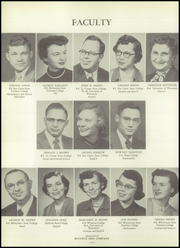 Page 14, 1954 Edition, South Milwaukee High School - Bay Mist Yearbook (South Milwaukee, WI) online yearbook collection