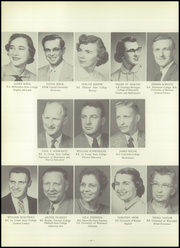 Page 16, 1954 Edition, South Milwaukee High School - Bay Mist Yearbook (South Milwaukee, WI) online yearbook collection