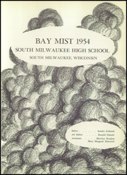 Page 5, 1954 Edition, South Milwaukee High School - Bay Mist Yearbook (South Milwaukee, WI) online yearbook collection