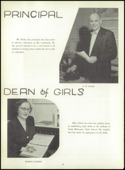 Page 12, 1957 Edition, South Milwaukee High School - Bay Mist Yearbook (South Milwaukee, WI) online yearbook collection