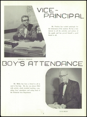 Page 13, 1957 Edition, South Milwaukee High School - Bay Mist Yearbook (South Milwaukee, WI) online yearbook collection