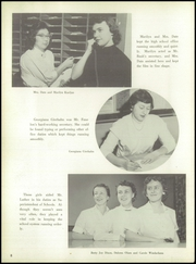 Page 14, 1957 Edition, South Milwaukee High School - Bay Mist Yearbook (South Milwaukee, WI) online yearbook collection