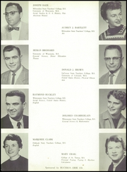 Page 15, 1957 Edition, South Milwaukee High School - Bay Mist Yearbook (South Milwaukee, WI) online yearbook collection