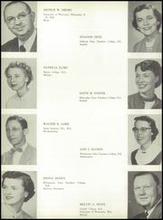 Page 16, 1957 Edition, South Milwaukee High School - Bay Mist Yearbook (South Milwaukee, WI) online yearbook collection