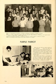 Page 108, 1953 Edition, West High School - West Hi Way Yearbook (Green Bay, WI) online yearbook collection