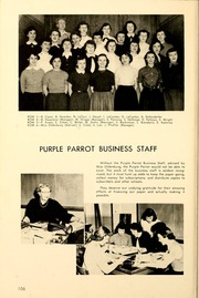Page 110, 1953 Edition, West High School - West Hi Way Yearbook (Green Bay, WI) online yearbook collection