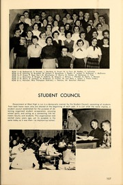 Page 111, 1953 Edition, West High School - West Hi Way Yearbook (Green Bay, WI) online yearbook collection