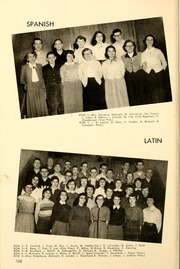 Page 112, 1953 Edition, West High School - West Hi Way Yearbook (Green Bay, WI) online yearbook collection