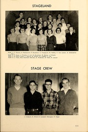Page 115, 1953 Edition, West High School - West Hi Way Yearbook (Green Bay, WI) online yearbook collection