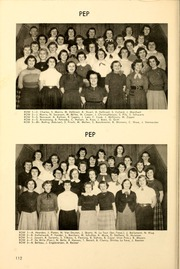 Page 116, 1953 Edition, West High School - West Hi Way Yearbook (Green Bay, WI) online yearbook collection