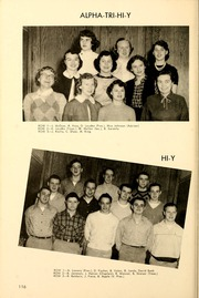 Page 120, 1953 Edition, West High School - West Hi Way Yearbook (Green Bay, WI) online yearbook collection
