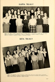 Page 121, 1953 Edition, West High School - West Hi Way Yearbook (Green Bay, WI) online yearbook collection