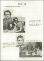 Page 10, 1955 Edition, West High School - West Hi Way Yearbook (Green Bay, WI) online yearbook collection