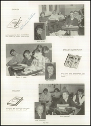 Page 12, 1955 Edition, West High School - West Hi Way Yearbook (Green Bay, WI) online yearbook collection