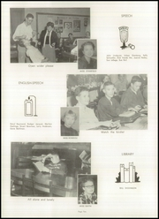 Page 14, 1955 Edition, West High School - West Hi Way Yearbook (Green Bay, WI) online yearbook collection