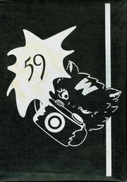 1959 Edition, West High School - West Hi Way Yearbook (Green Bay, WI)